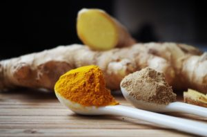Turmeric and ginger are great foods that help sciatica through their powerful anti-inflammatory properties