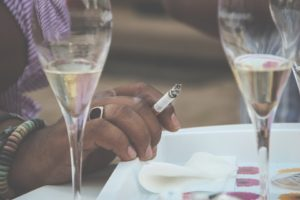 Not only smoking and sciatica that have a close relationship, but drinking and sciatica also