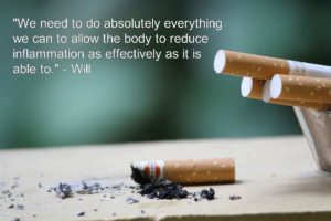 smoking and sciatica have a direct relationship which is why stopping smoking can provide effective sciatica pain relief