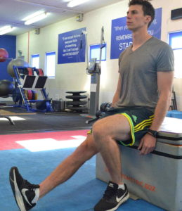 herniated disc exercises to avoid, herniated disc exercise to avoid, An alternative to the sciatica exercise to avoid, nerve flossing, first position. One of the main sciatica exercises pictures