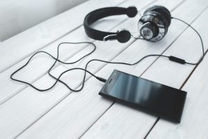 Listen to music to help emotional stress and sciatica relief can follow as a result