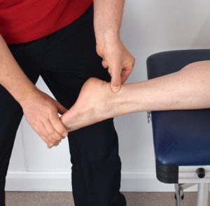 Ankle sprains stop muscles from working well. Strengthening sciatica exercises can help to fix this