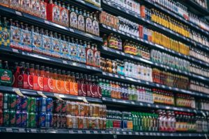 Sugary drinks fall into the category of foods to avoid when you have sciatica