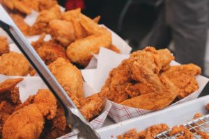 Fried foods are one of the foods to be avoided when you have sciatica